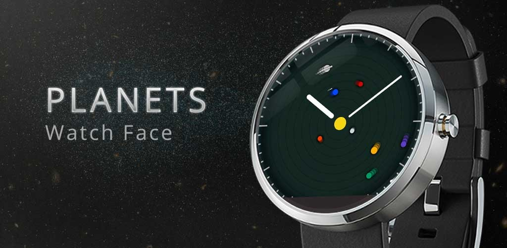 Planets-watch-face-android-wear