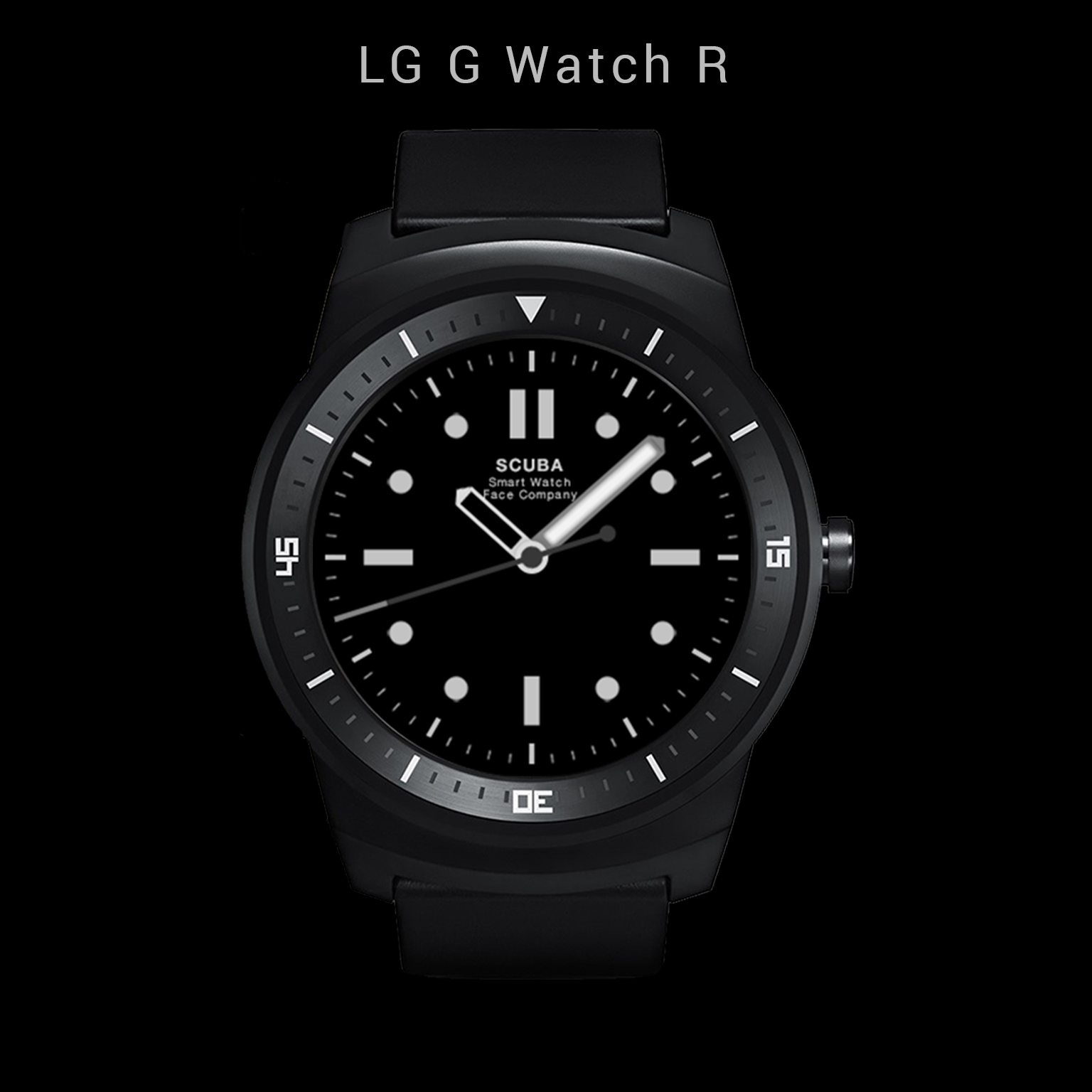 Facer android wear - Watch Face E Lg G Watch R