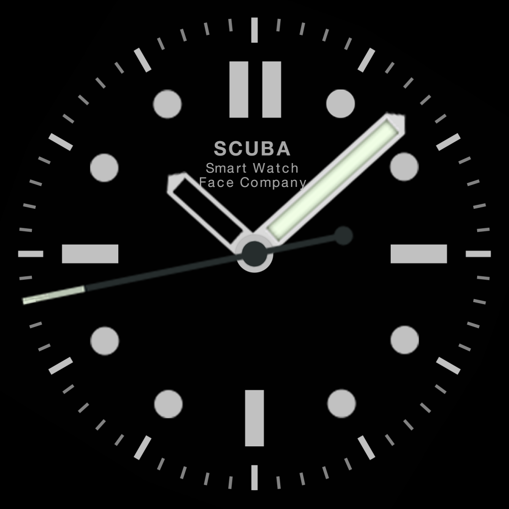 4 Diver-watch-face-round-android-wear