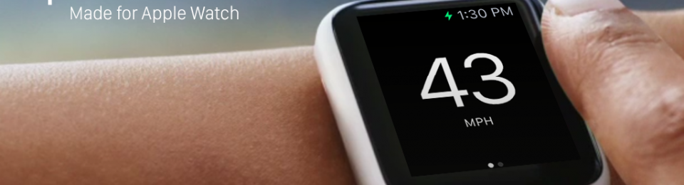 Speedometer Apple Watch – Track your speed right on your wrist